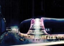 dworzec,modernizm, katowice, pkp, przebudowa, modernizacja