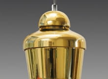 lampy; projekt: Alvar Aalto