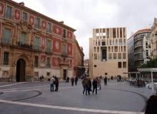 Ratusz, Murcia, proj. Rafael Moneo
