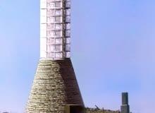 Wieża Trzech Kultur na Śnieżniku