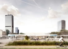 Projekt modernizacji kolei średnicowej w Warszawie