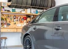 Zaaranżuj funkcjonalny garaż