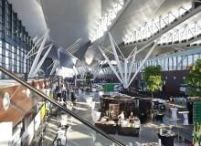Nowa część terminalu gdańskiego lotniska