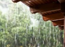 odprowadzenie deszczówki, rynny, okap dachu