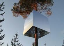 HARADS TREE HOTEL, Tham + Videgard Hansson Arkitekter