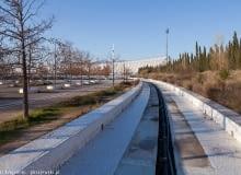 Centrum Olimpijskie w Atenach, projekt: Santiago Calatrava