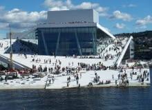 Oslo Opera House Norwegia, Snohetta