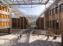 Muzeum Astrup Fearnley w Oslo, projekt Renzo Piano