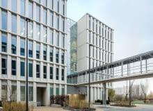Biurowiec Bobrowiecka 8 według projektu JEMS Architekci