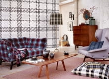 Chequered Furnishing, 00534727
