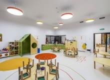Centrum Edukacji Przedszkolnej i Wczesnoszkolnej przy UKSW, projekt: OPA Architekci