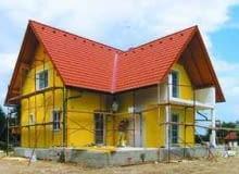 O tym jak długo budować dom decyduje przede wszystkim nasza kondycja finansowa