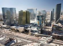 Kompleks hotelowo-rozrywkowy City Center w Las Vegas. Sześć szklanych wieżowców sygnowanych jest przez uznanych architektów. Czy gwiazdy architektury przyciągną turystów do ogarniętego kryzysem Miasta Grzechu?