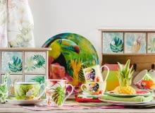 Home&you prezentuje nową kolekcję Bali pełną egzotyki