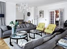 dom w Warszawie, aranżacja wnętrz, domek, wnętrza, projektowanie wnętrz, styl klasyczny