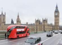 Nowy londyński autobus, Proj. Heatherwick Studio