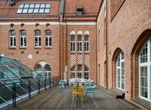 Biura The Software House w budynku Poczty Głównej w Gliwicach