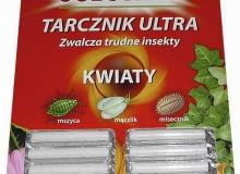 Pałeczki zwalczające tarczniki, mszyce i inne trudne insekty: Substral Tarcznik Ultra, Scotts