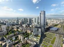 Projekt wieżowca Varso