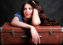walizka, podróż, pakowanie