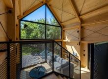 Camppinus Park Innovative Resort w Jezierzanach.