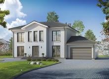 Jesteś ciekawy, jak powstaje dom prefabrykowany? Agnieszka i Piotr na budowę domu zdecydowali się niedawno. Chcą się do niego wprowadzić jak najszybciej, bo niebawem ich rodzina ma się powiększyć. Dlatego wybrali technologię prefabrykowaną.