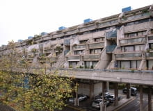 Osiedle Alexandra Road Estate w Londynie, projekt: Neave Brown