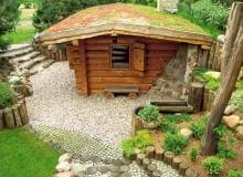 sauna,domek z bali,fińska sauna,drewniany domek,domek rekreacyjny