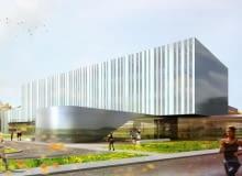 Instytut Biotechnologii UG - wizualizacja