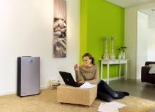 klimatyzator przenośny, klimatyzacja, salon