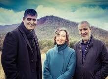 Laureaci nagrody Pritzkera 2017: Rafael Aranda, Carme Pigem, Ramon Vilalta