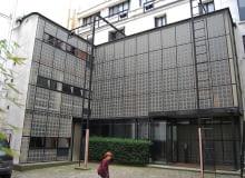 Maison de Verre w Paryżu