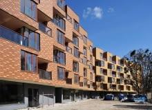 Corte Verona, nowe osiedle we Wrocławiu zaprojektowane w pracowni Lewicki Łatak Architekci