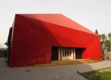 pekin, teatr, adaptacja, chiny, chiasmus partners, realizacja, red diamond