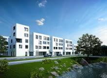 Opis: Inwestycja Osiedle Rodzinne na wrocławskim osiedlu Wuwa2