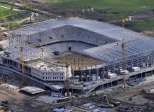 Euro 2012: Stadion piłkarski we Lwowie (Ukraina)