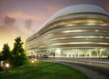 Hilton we Wrocławiu projektu Gottesman-Szmelcman