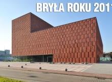 BRYŁA ROKU 2011 - Centrum Informacji Naukowej i Biblioteka Akademicka, Katowice, proj. HS99, 2011 r.