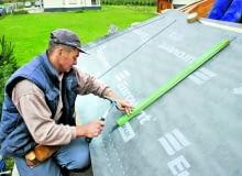 montaż dachówek
