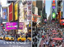 Metamorfoza ulic Nowego Jorku