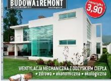Okładka miesięcznika Ładny Dom 09/2012