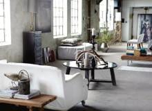 Wnętrze w stylu loftowym