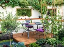 Small Garden SLOWA KLUCZOWE: show rhs