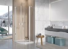 łazienki ładny Dom