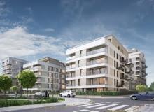 Nowy Mokotów - inwestycja Echo Investment w Warszawie