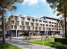 Gwiazda Morza -hotel i apartamenty- wizualizacje