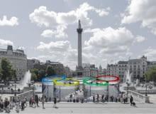 Londyn 2012, Igrzyska Olimpijskie, Pawilon informacyjny