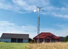 odnawialne źródła energii, elektrownia wiatrowa
