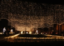 Świąteczne iluminacje w Słupsku