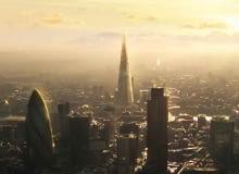 londyn, projekt, wielka brytania, wieżowce, renzo piano, wieżowiec
